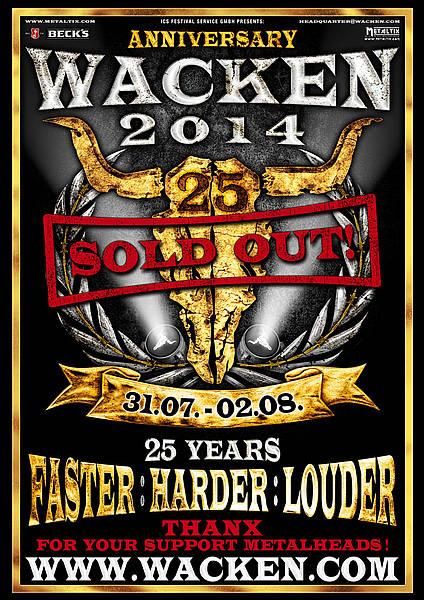 Wacken Open Air Wacken Tour